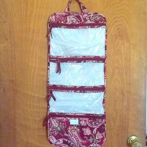 Vera Bradley toiletry bag